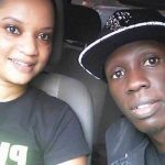 douglas lwanga with wife